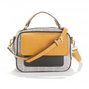 LA REDOUTE COLLECTIONS Schultertasche in Messenger-Form