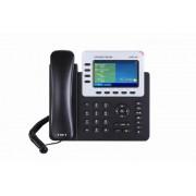 Phone, GRANDSTREAM GXP2140, Enterprise, VoIP with 4 lines, color TFT, HD sound, Bluetooth