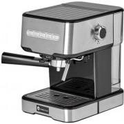 Espressor cu pompa Studio Casa MIO SC2001, 15 bar, 850 W, Rezervor 1.2L (Inox)