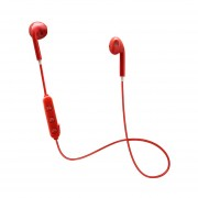Audifonos Inalámbricos Recargables Bluetooth EP-176RD - Rojo