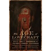The Age of Lovecraft, Paperback/Carl H. Sederholm