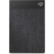 Seagate Ultra Touch 1 TB External Hard Disk Drive(Black)