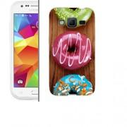 Husa Samsung Galaxy Core Prime G360F Silicon Gel Tpu Model Donuts Colorate