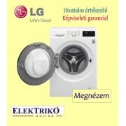 LG F0J5WN3W elöltöltős mosógép , A+++ -20% energiaosztály , keskeny kivitelű mosógép