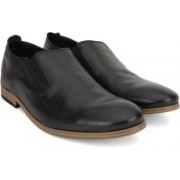 Clarks Chinley Step Black Leather Lace Up For Men(Black)