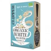 Clipper - Organic White Tea Vanilla (26 st)