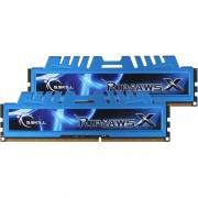G.Skill 16 GB DDR3-1600 Kit werkgeheugen F3-1600C9D-16GXM, RipjawsX, XMP