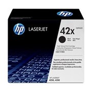 HP 42X Original Toner Cartridge - Black