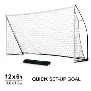 Poarta fotbal Quickplay Kickster Academy 3.6x1.8