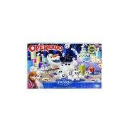 Jogo Hasbrogaming Operando Frozen Hasbro Azul/Branco