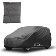 Autofurnish Matty Grey Car Body Cover For Maruti Vitara Brezza - Grey