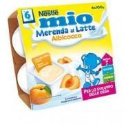 Nestle' it.spa(infant nutrit.) Mio Mer.Latte Albic.4x100g