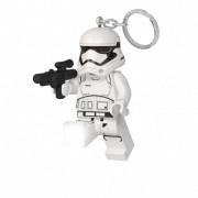 Lego Конструктор Lego Брелок-фонарик для ключей Star Wars - First Order Stormtrooper with Blaster
