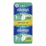 Always Ultra Pads Normal (Size One) 26 Pack