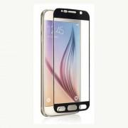 Geam Folie Sticla Protectie Display Samsung Galaxy S6 G925 Acoperire Completa Negru 6D