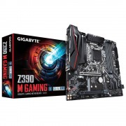 MB, GIGABYTE Z390M GAMING /Intel Z390/ DDR4/ LGA1151