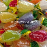 Tilley's Jargonelle Pears - Big Pear Drops Crawford & Tilley Sweets