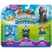 Set 3 Figurine Skylanders Swap Force Tower of Time Adventure Pack