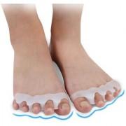 1PAIR Toe Separators Braces Supports Regular