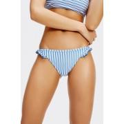 Tommy Hilfiger dámský spodní díl plavek - světle modrá Velikost: M