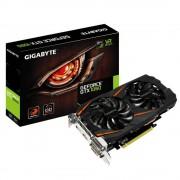 Placa video Gigabyte NVIDIA GeForce GTX 1060 WINDFORCE OC 6G, N1060WF2OC-6GD, PCI-E 3.0 x 16, 6 GB GDDR5, 192 bit, 2xDVI, HDMI, DP, Boost: 1797MHz/