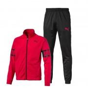 Мъжки спортен комплект PUMA Rebel червен