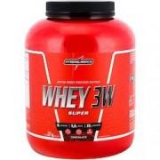 Integralmédica Whey Protein Integralmédica Super Whey 3W - Chocolate - 1,8Kg