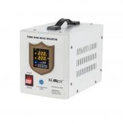 UPS pentru Centrale Termice Sinus Pur 500W 12V Kemot PROsinus 500, Culoare Alb