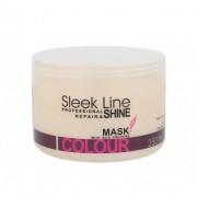 Stapiz Sleek Line Colour maska do włosów 250 ml dla kobiet