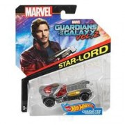 Masinuta Hot Wheels Car Marvel Guardians Of The Galaxy Vol.2 Star Lord Sling Shot