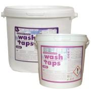 Wash Taps mosópor color foszfátmentes és parabénmentes (2,5 kilogramm)