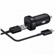 Samsung Car Fast Charger Mini + USB-C Cable