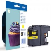 Brother LC-123 Yellow Ink Cartridge for MFC-J4510DW - LC123Y