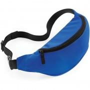 Bagbase Heuptasje/buideltasje blauw 38 cm