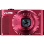 Digtalni foto-aparat Canon Powershot SX620 HS, Red 25x zoom