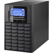 UPS POWERWALKER VFI 1000C LCD, 1000VA, On-Line