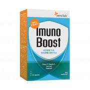 Sensilab Imuno Boost 24-Stunden-Schutz für das Immunsystem 3-in-1-Wirkung Vitamin C (Ester-C®) + Zinc + Selen 10-Tage-Vorrat Sensilab