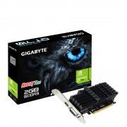 VGA Gigabyte GV-N710D5SL-2GL, nVidia GeForce GT 710, 2GB 64-bit GDDR5, DVI-I, HDMI, Low-profile, 24mj