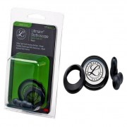 3M Littmann Stethoscope Spare Parts Kit, Classic II S.E., Black Part No. 40005 Qty 1