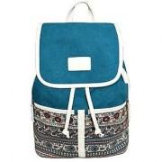 Aeoss Fashion shoulder strap zipper Bohemian Aztec Tribal Print Bag casual backpack school college bag canvas bag design