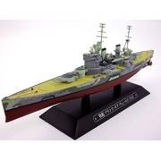 Battleship Hsm Prince Of Wales (53) 1/1100 Scale Diecast Metal Model Ship