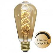 Star Trading Dekoration LED filament E27 ST64 2000K 130lm Dimmer 354-43 Replace: N/A