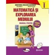 Matematica si explorarea mediului. Manual pentru clasa a II-a (contine editie digitala)