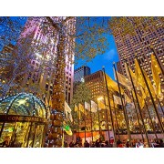 Springbok Puzzles Rockefeller Center Jigsaw Puzzle (1000 Piece)