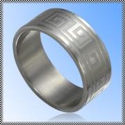 Стоманен пръстен