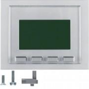 BERKER - 75860071 - K.1/K.5 - info display, alu 25
