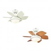 Westinghouse Deckenventilator Quince Weiß mit Licht