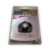 Lanterna de frunte cu led 1W Vipow URZ0072