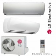 LG H12AL Athena Inverteres split klíma 3, 5 kw-os