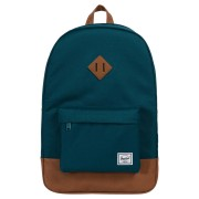 Herschel Supply Co Heritage 21L Backpack Deep Teal Tan Deep Teal Tan